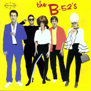 coverfave-the B-52's