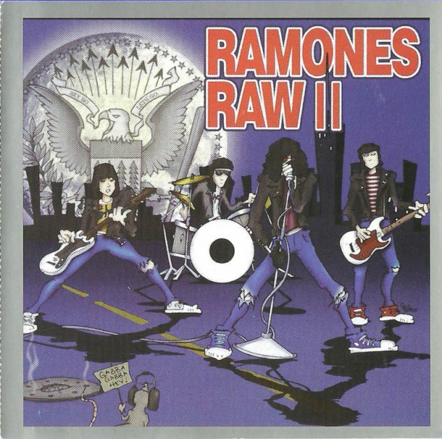 ramones raw II 6