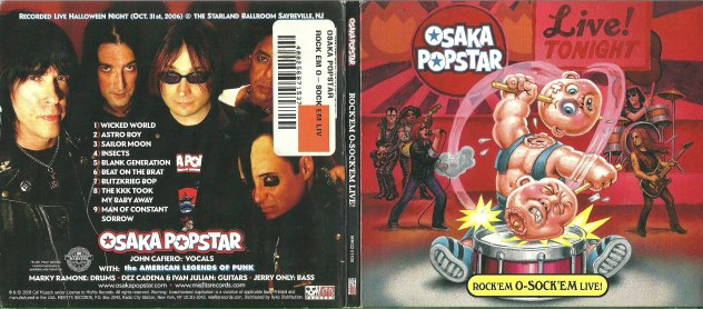 osaka popstar - rock'em shock'em 1