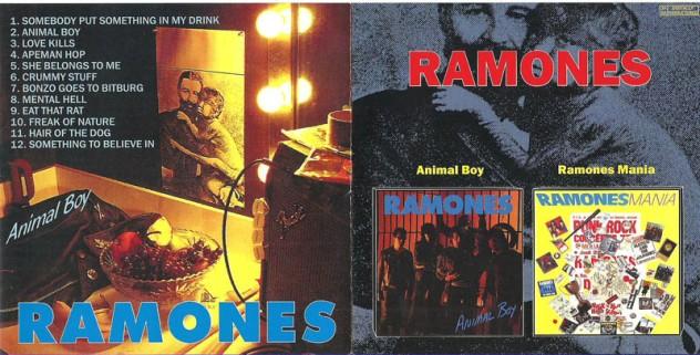 Animal Boy - Ramones Mania 1
