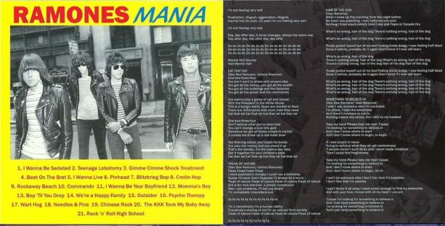 Animal Boy - Ramones Mania 3