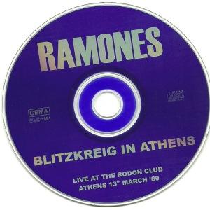 ramones - blitzkrieg athens 3