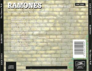 ramones - chinese wall 4