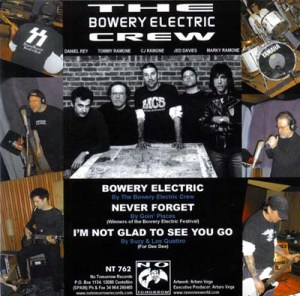 VA - 2004 - The Bowery Electric A Tribute To Joey Ramone (1)
