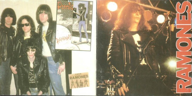 ramones - psycho therapy 1