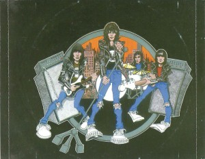 ramones - psycho therapy 4