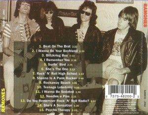 ramones - psycho therapy 5