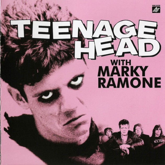 marky ramone and teenage head