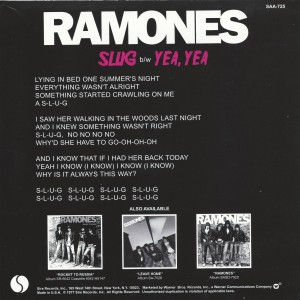 ramones - slug 2