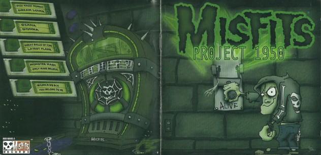 ramone marky - misfits project 1950 1