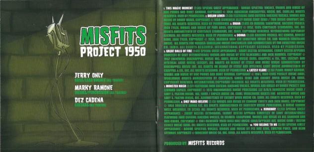 ramone marky - misfits project 1950 8
