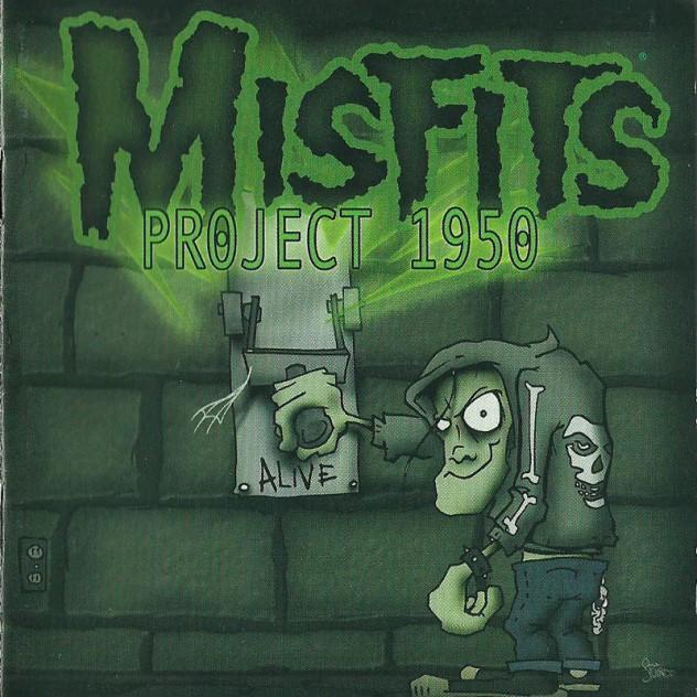 ramone marky - misfits project 1950