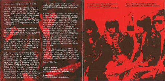 ramones-live, january 7, 1978 the palladium, nyc 3