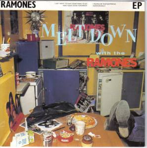 ramones-meltdown with the ramones
