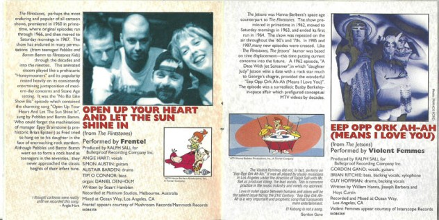 1995-12-05 Saturday Morning (Cartoons' Greatest Hits) 8