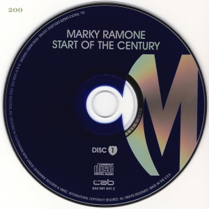 Marky Ramone - 2006 - Start of the Century (6)