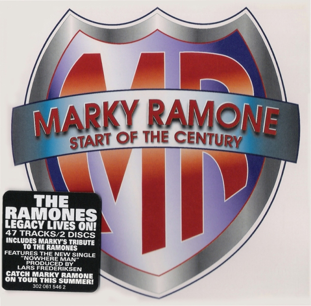 Marky Ramone - 2006 - Start of the Century Sticker