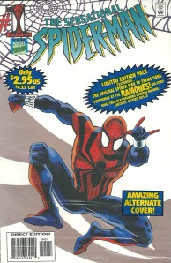 the sensational spider-man 1-0