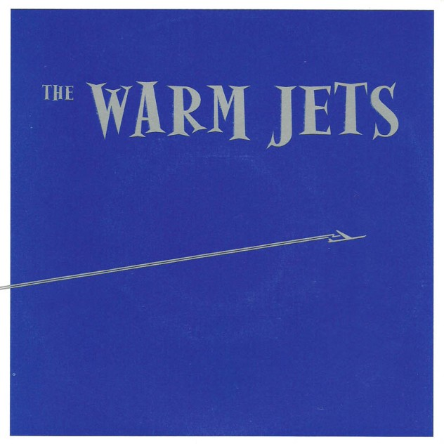 CJ Ramones (The Warm Jets) - 2000 - She Says-Diabla A