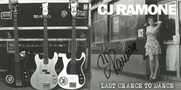 CJ Ramone - Last Chance to Dance 14