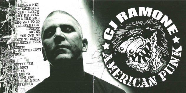CJ Ramone - Last Chance to Dance 16