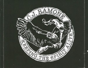 CJ Ramone - Last Chance to Dance 19