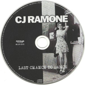 CJ Ramone - Last Chance to Dance 20