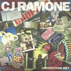 CJ Ramone - Understand Me 0