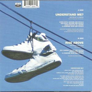 CJ Ramone - Understand Me 1
